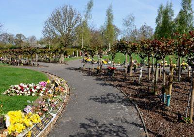 Ipswich Millennium Cemetery